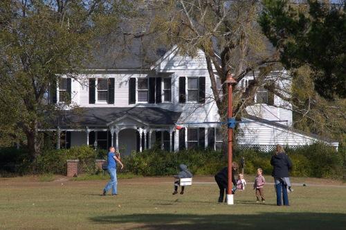 Jewell GA Hancock County Family Reunion Photograph Copyright Brian Brown Vanishing North Georgia USA 2014