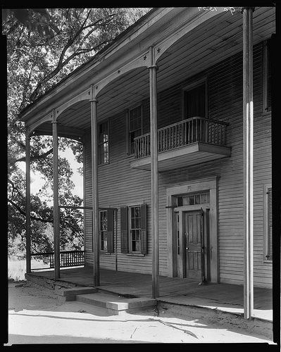 Lexington GA Maxwell Knox House HABS Library of Congress