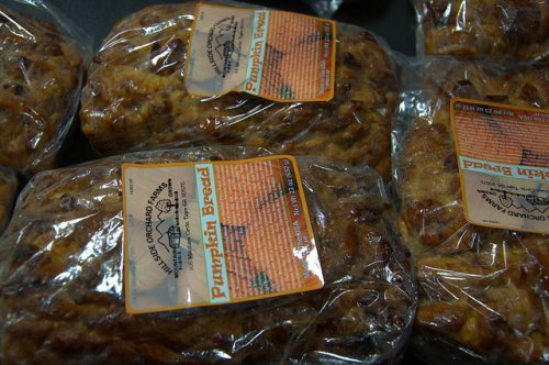 Ripe Thing Market Greensboro GA Local Foods Locavore Hillside Orchard Farms Pumpkin Bread Photograph Copyright Brian Brown Vanishing North Georgia USA 2015