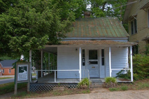 Danielsville GA Madison County Vernacular 19th Century House Photograph Copyright Brian Brown Vanishing North Georgia USA 2015