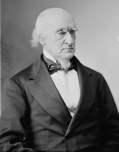 John Archibald Campbell Brady Handy Collection Library of Congress Public Domain Image