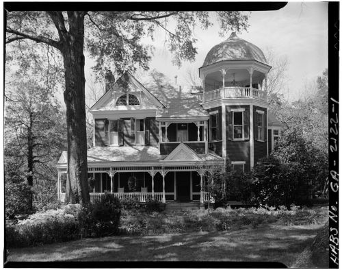 New Haywood Washington GA Photograph by Frances Benjamin Johnston 1930s HABS Courtesy Library of Congress