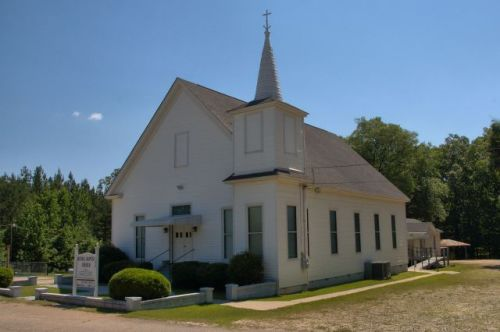 historic bethel baptist church rocky mount ga photograph copyright brian brown vanishing south georgia usa 2016