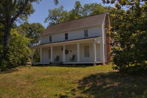 historic luthersville ga trammell house photograph copyright brian brown vanishing north georgia usa 2016