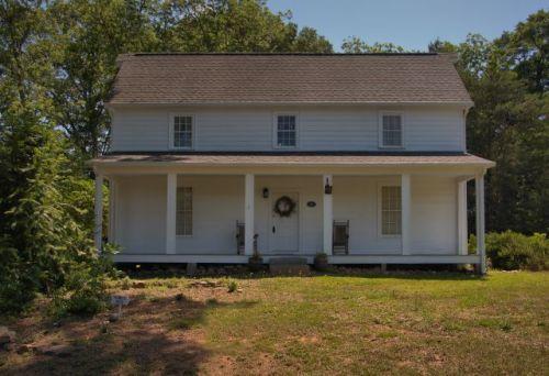 luthersville ga historic trammell house photograph copyright brian brown vanishing north georgia usa 2016