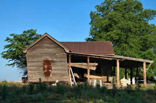 raleigh ga hudson farm vernacular house photograph copyright brian brown vanishing north georgia usa 2016