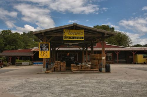 champions country store shady dale ga photograph copyright brian brown vanishing north georgia usa 2016