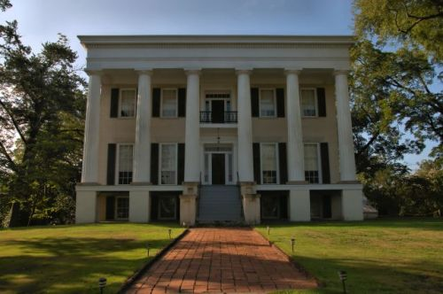 rose hill milledgeville ga photograph copyright brian brown vanishing north georgia usa 2016