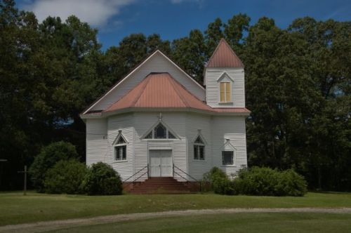 shady dale ga historic calvary united methodist church photograph copyright brian brown vanishing north georgia usa 2016