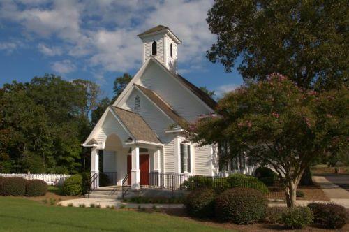historic mt pleasant methodist church newton county ga photograph copyright brian brown vanishing north georgia usa 2016