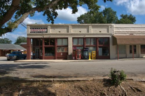 mansfield ga blackwell grocery photograph copyright brian brown vanishing north georgia usa 2016