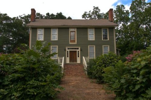 newborn ga john gay house circa 1850 photograph copyright brian brown vanishing north georgia usa 2016