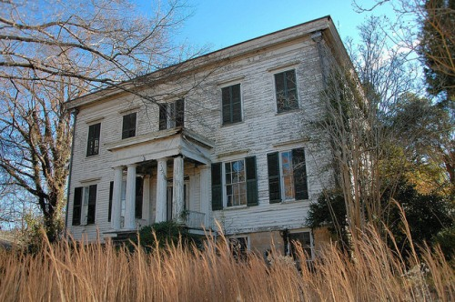 robert-sayre-house-antebellum-greek-revival-landmark-architecture-sparta-ga-hancock-county-photograph-copyright-brian-brown-vanishing-north-georgia-usa-2014