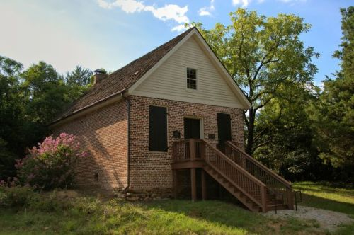 the brick store newton county ga photograph copyright brian bown vanishing north georgia usa 2016