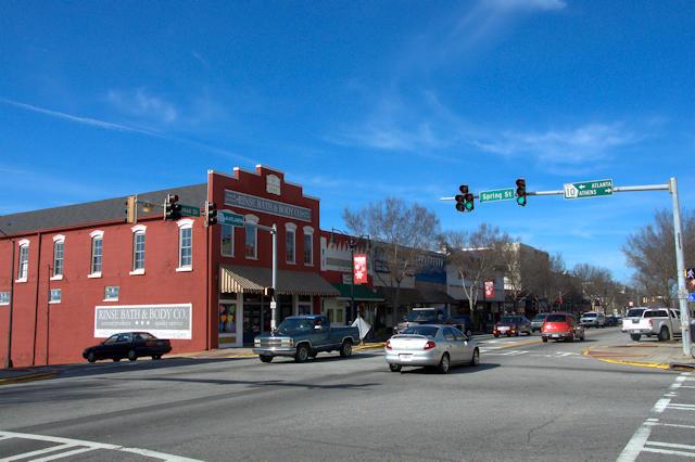 monroe-ga-historic-broad-street-storefronts-photograph-copyright-brian-brown-vanishing-north-georgia-usa-2016
