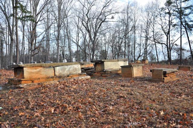 historic-mount-gilead-baptist-church-cemetery-garland-ga-slot-and-tab-tombs-crypts-photograph-copyright-brian-brown-vanishing-north-georgia-usa-2017