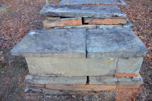 mount-gilead-baptist-cemetery-lumpkin-county-ga-soapstone-crypts-tombs-photograph-copyright-brian-brown-vanishing-north-georgia-usa-2017