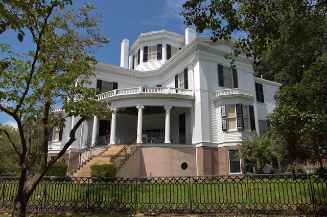Awesome Raines Miller Carmichael House Circa 1848 Macon Download Free Architecture Designs Estepponolmadebymaigaardcom